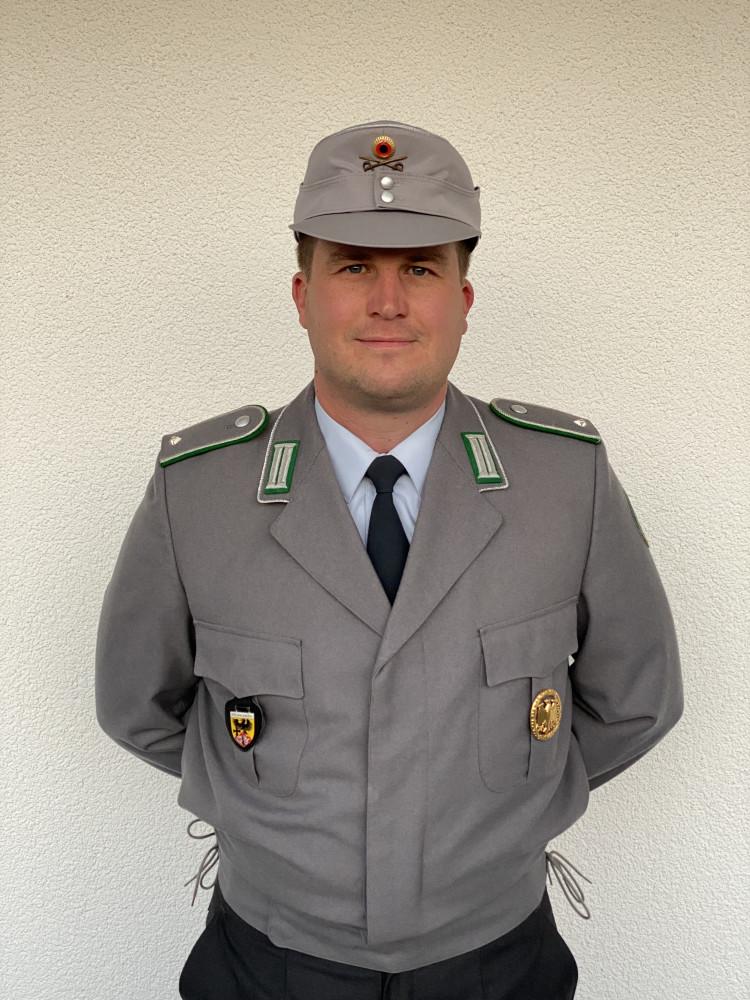 Lt d. R. Rainer Fuchs